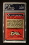 1973 Topps #376  Tom Funchess  Back Thumbnail