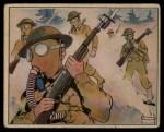 1941 Gum Inc Uncle Sam #5   Gas Discipline Front Thumbnail