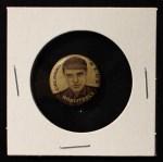 1910 Sweet Caporal Pins  Dick Hoblitzell  Front Thumbnail