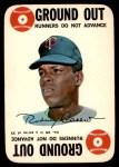 1968 Topps Game #29   Rod Carew   Front Thumbnail