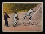 1936 R312  Jimmie Foxx / Luke Sewell  Front Thumbnail