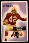 1955 Bowman #12  Dick Alban  Front Thumbnail