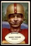 1953 Bowman #84  Hugh Taylor  Front Thumbnail