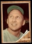 1962 Topps #195 GRN Joe Cunningham  Front Thumbnail