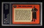 1966 Topps Superman #36   The Challenge Back Thumbnail
