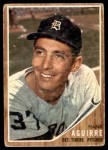 1962 Topps #407  Hank Aguirre  Front Thumbnail