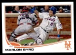 2013 Topps Update #49  Marlon Byrd  Front Thumbnail