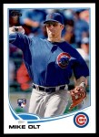 2013 Topps Update #23  Mike Olt  Front Thumbnail