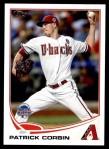 2013 Topps Update #304   -  Patrick Corbin All-Star Front Thumbnail