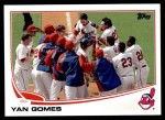 2013 Topps Update #302  Yan Gomes  Front Thumbnail