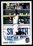 2013 Topps Update #246  Don Kelly  Front Thumbnail