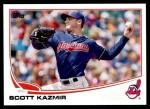 2013 Topps Update #230  Scott Kazmir  Front Thumbnail