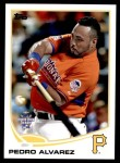 2013 Topps Update #219   -  Pedro Alvarez Home Run Derby Front Thumbnail