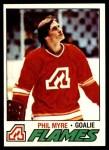 1977 Topps #193  Phil Myre  Front Thumbnail