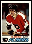 1977 Topps #121  Mel Bridgman  Front Thumbnail