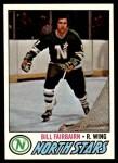 1977 Topps #255  Bill Fairbairn  Front Thumbnail