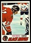 1977 Topps #195  Stan Mikita  Front Thumbnail