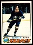 1977 Topps #94  Lee Fogolin  Front Thumbnail