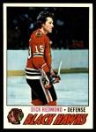 1977 Topps #213  Dick Redmond  Front Thumbnail