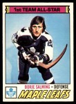 1977 Topps #140  Borje Salming  Front Thumbnail