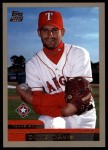 2000 Topps Traded #78 T Doug Davis  Front Thumbnail