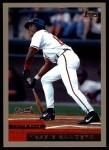 2000 Topps Traded #110 T Reggie Sanders  Front Thumbnail