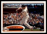 2012 Topps Update #189  Melky Cabrera  Front Thumbnail