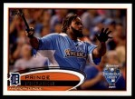 2012 Topps Update #237  Prince Fielder  Front Thumbnail