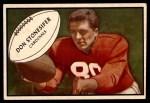 1953 Bowman #86  Don Stonesifer  Front Thumbnail