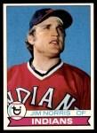 1979 Topps #611  Jim Norris  Front Thumbnail