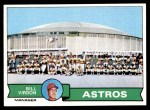 1979 Topps #381   -  Bill Virdon Astros Team Checklist Front Thumbnail