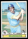 1979 Topps #396  Bill Plummer  Front Thumbnail