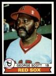 1979 Topps #645  George Scott  Front Thumbnail