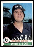 1979 Topps #386  Francisco Barrios  Front Thumbnail