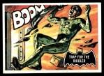 1966 Topps Batman Black Bat #45   Trap for the Riddler Front Thumbnail