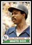 1979 Topps #309  Ralph Garr  Front Thumbnail