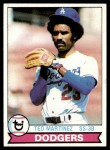 1979 Topps #128  Ted Martinez  Front Thumbnail