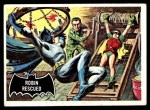1966 Topps Batman Black Bat #38   Robin Rescued Front Thumbnail