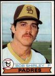 1979 Topps #594  Bob Shirley  Front Thumbnail