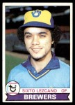 1979 Topps #685  Sixto Lezcano  Front Thumbnail