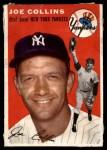1954 Topps #83  Joe Collins  Front Thumbnail