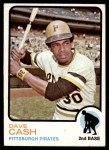 1973 Topps #397  Dave Cash  Front Thumbnail