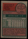 1975 Topps #514  Jose Cruz  Back Thumbnail
