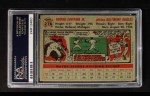 1956 Topps #276  George Zuverink  Back Thumbnail
