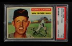 1956 Topps #276  George Zuverink  Front Thumbnail