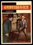 1958 Topps TV Westerns #10   Showdown!  Front Thumbnail