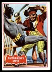 1966 Topps Batman Red Bat #32   Captain Kidd's Caper Front Thumbnail