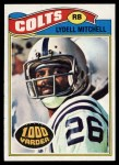 1977 Topps #370  Lydell Mitchell  Front Thumbnail
