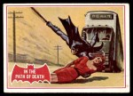 1966 Topps Batman Red Bat #38   In the Path of Death Front Thumbnail