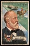 1952 Bowman U.S. Presidents #23  James Garfield   Front Thumbnail